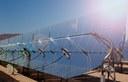 Parabolic power plant