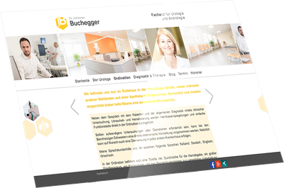 Webseite JB Urologie