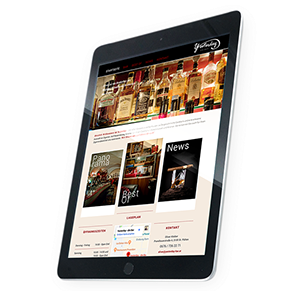 Picture X-Net Website Design