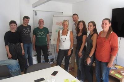 X-Net GWÖ-Bilanz Kick-Off Peergroup