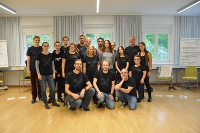 X-Net Team Klausur 2019
