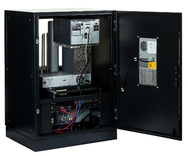 CD/DVD/BD-Kopiersystem DISCUS X-SL 2.0 - Wartungstür hinten