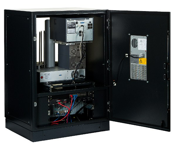 CD/DVD/BD-Robot system DISCUS X-SL 2.0 - Maintenancedoor at the back