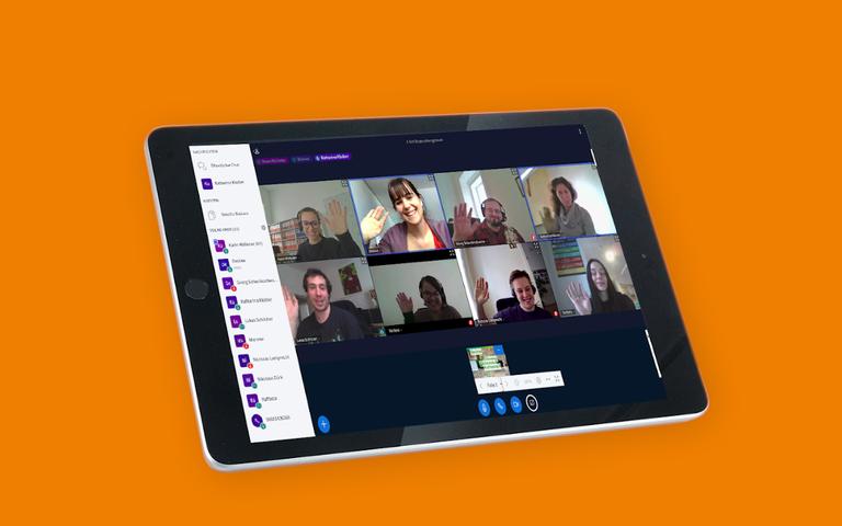 Videokonferenz-Systeme bereitgestellt von X-Net