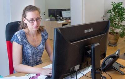 X-Net workplace VoIP telephony